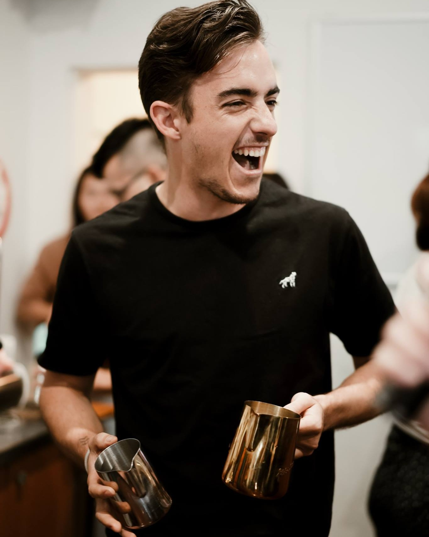 Calibration what..? - We chatted to Matt about being the Calibration Barista at this years barista comps and what goes into competing in the coffee industry!