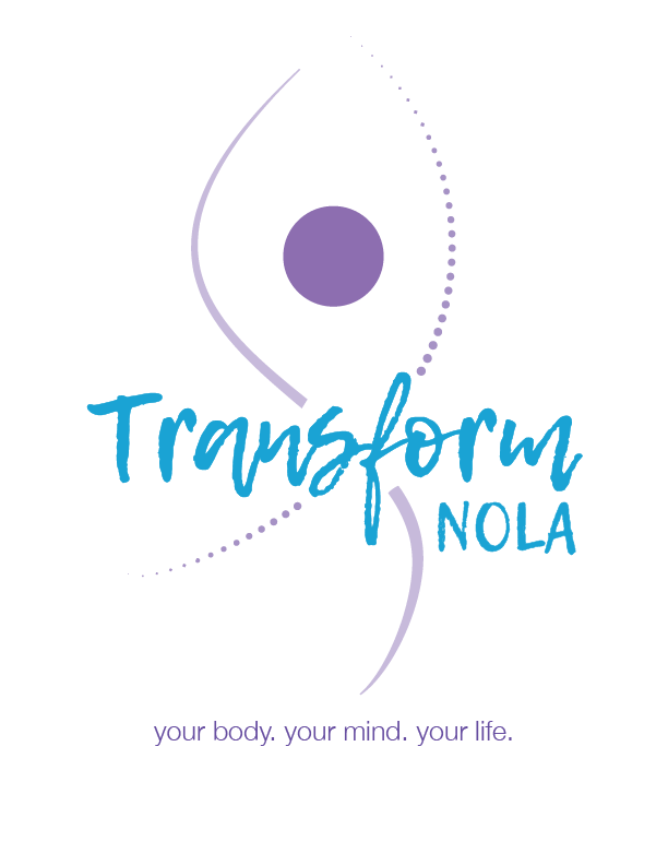 Transform NOLA logo