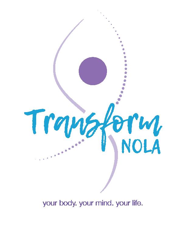 Transform NOLA logo