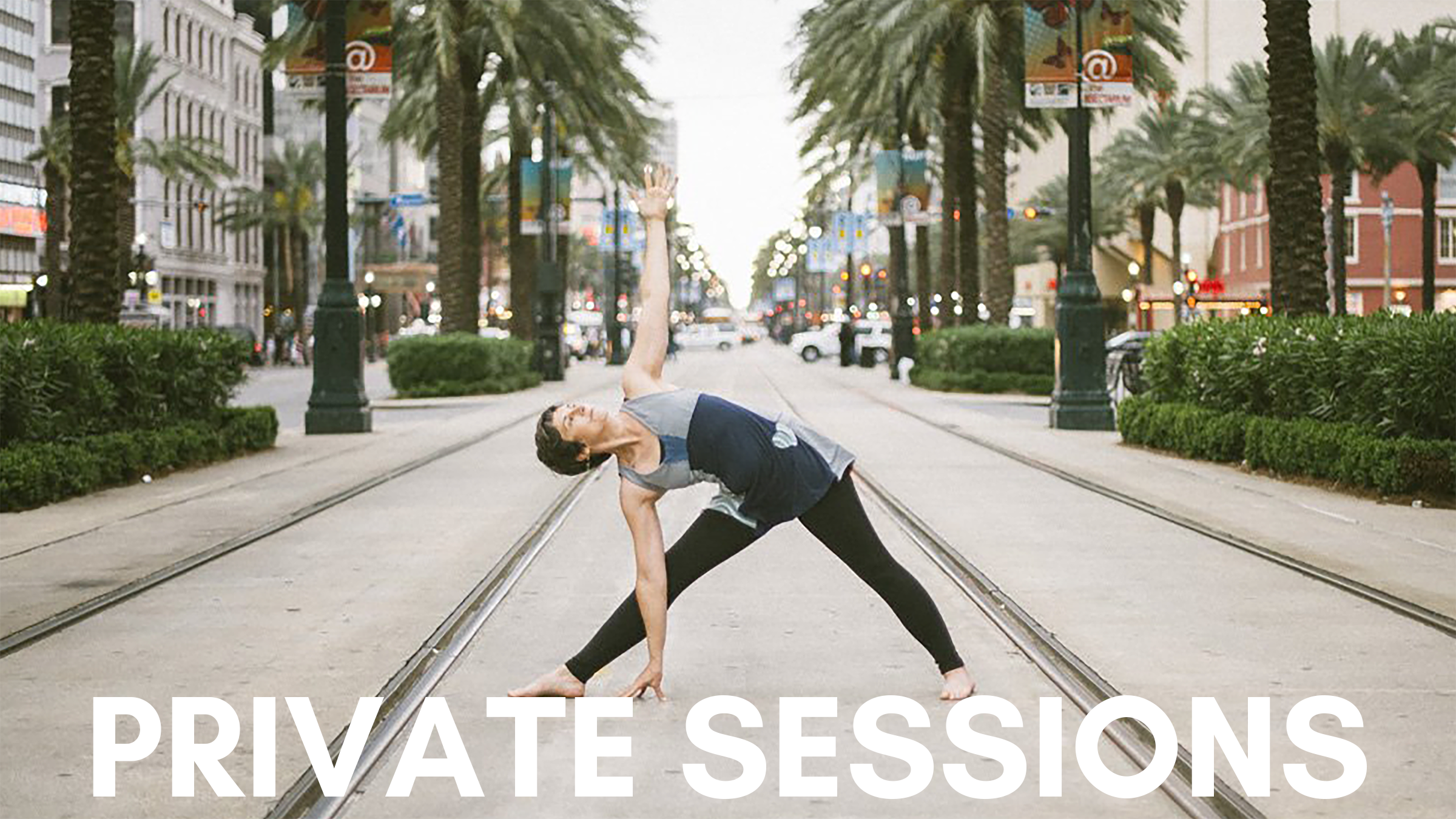 Busy schedule? Injured? Specific goals? Want personal instruction on form? A private session is just what you need! We provide yoga and/or TRX workouts (strength and resistance training) designed to fit your temperament, your body and your needs.  Please click here to schedule a FREE 30-minute consultation to discuss your personal fitness goals.