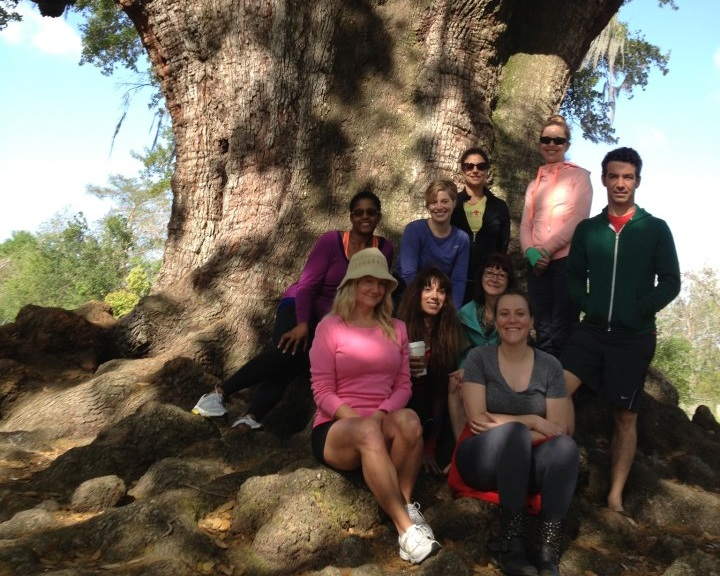 Graduating class 2013 at Tree of Life. (200-hour Yoga Teacher Training)