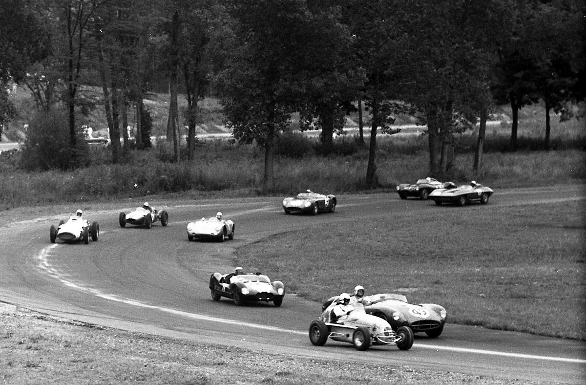 1959 USAC Formula Libre Race
