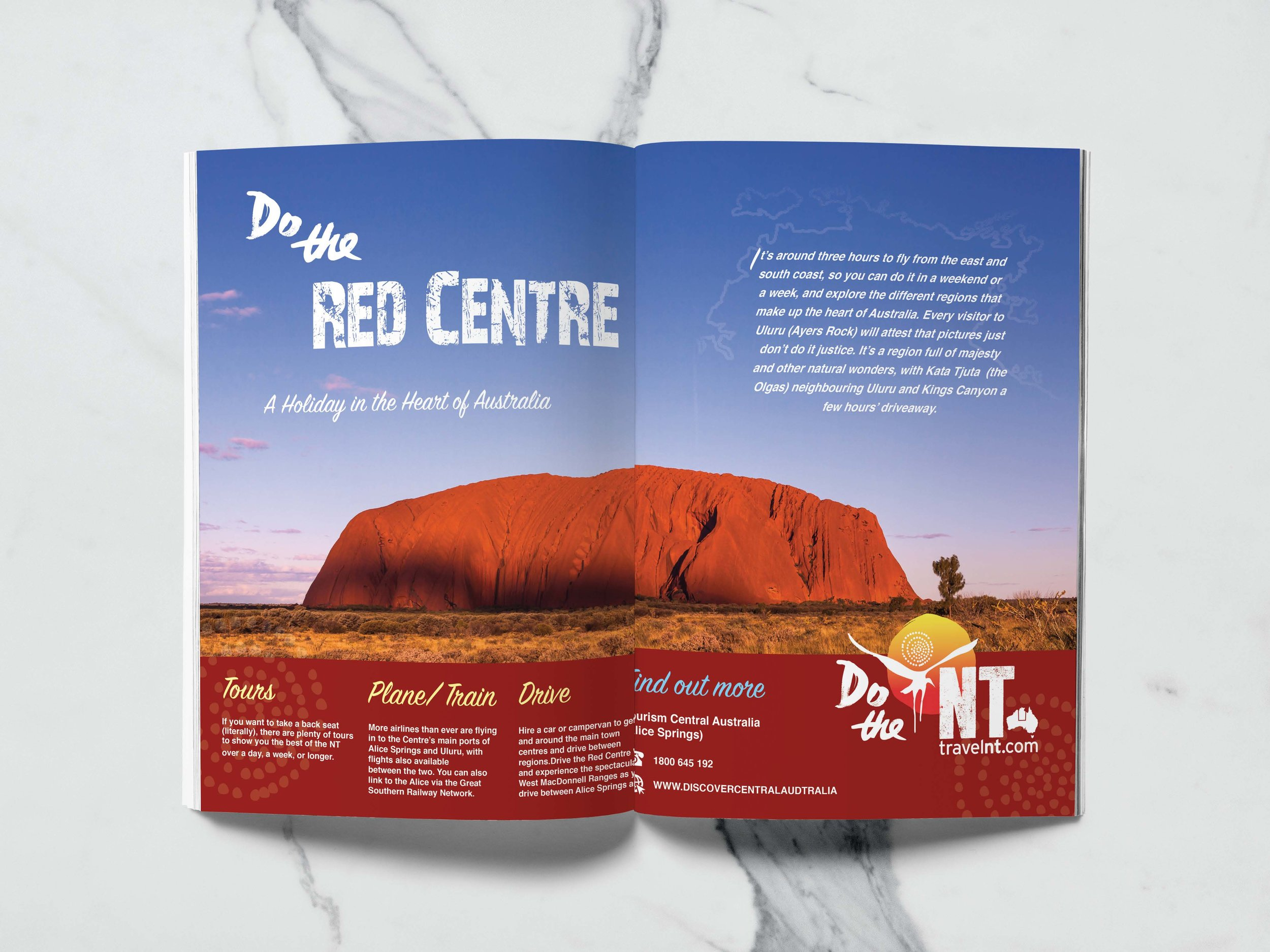 Do The Northern Territory Magazine advertisement