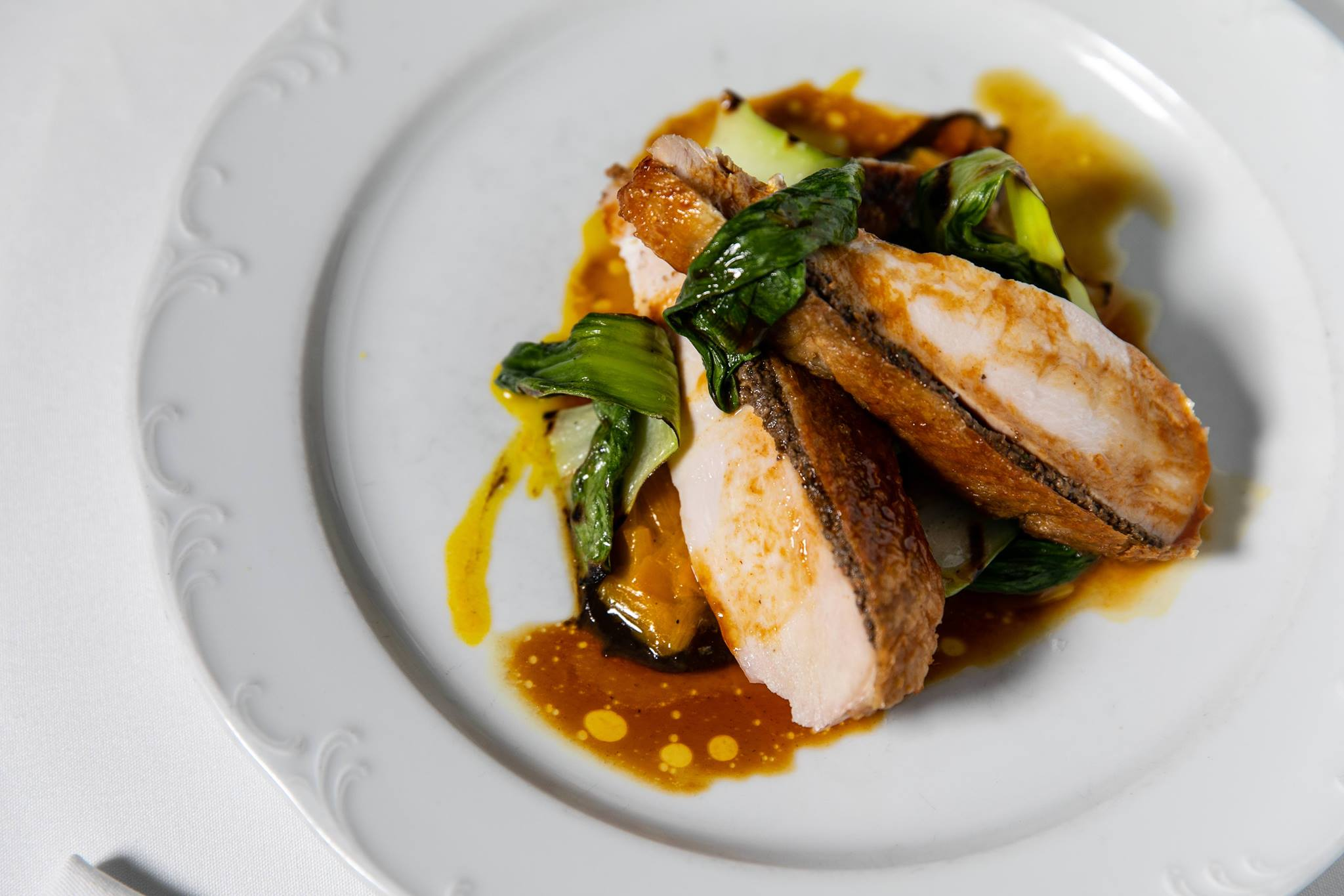 The Palto Roasted Chicken Dish