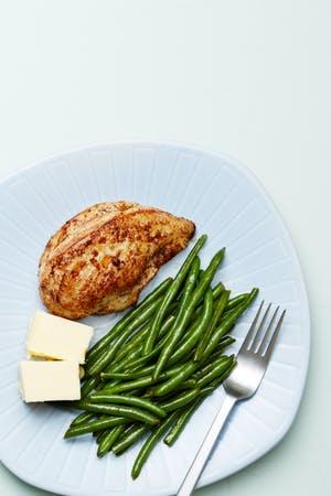 The Palto - 5 ingredients meal plan saturday