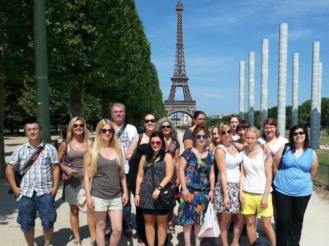 Bonjour de Paris - Klassenfahrt nach Frankreich