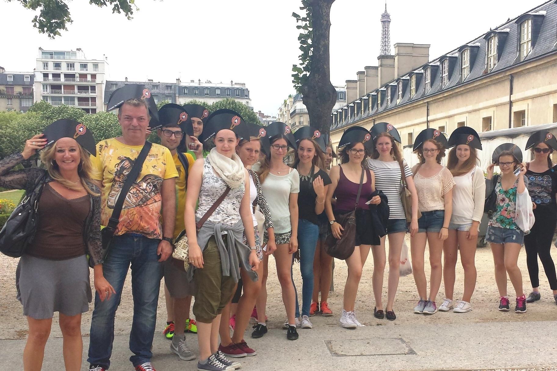 Ifb international - Hier findest du ein paar Eindrücke von Klassenfahrten nach Paris, London, Dublin und in andere europäische Städte.