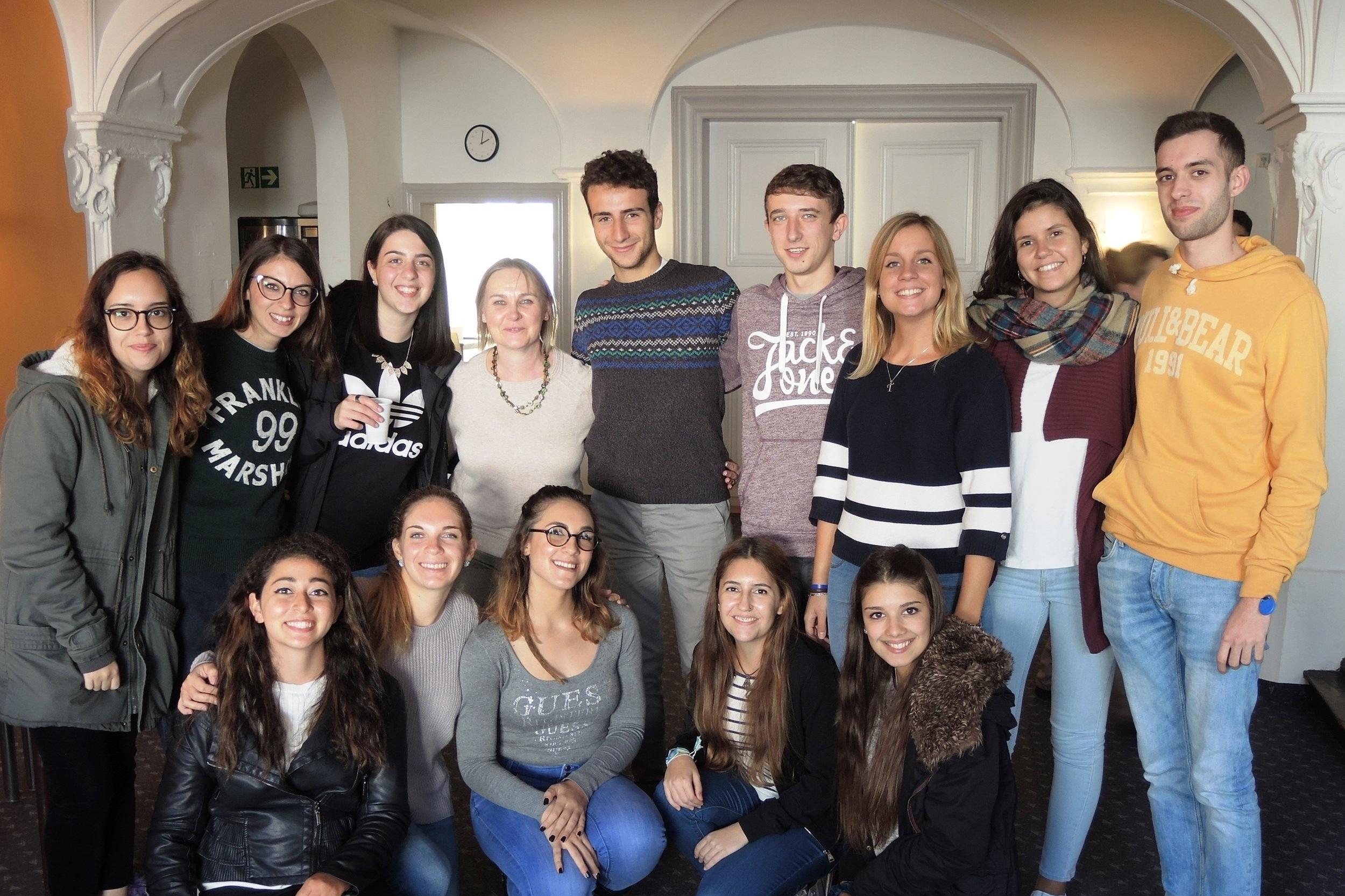 Erasmus Incoming - Wir freuen uns jedes Semester auf neue Studenten aus ganz Europa. Hier schildern sie ihre Eindrücke von ihrer Zeit am IFB.