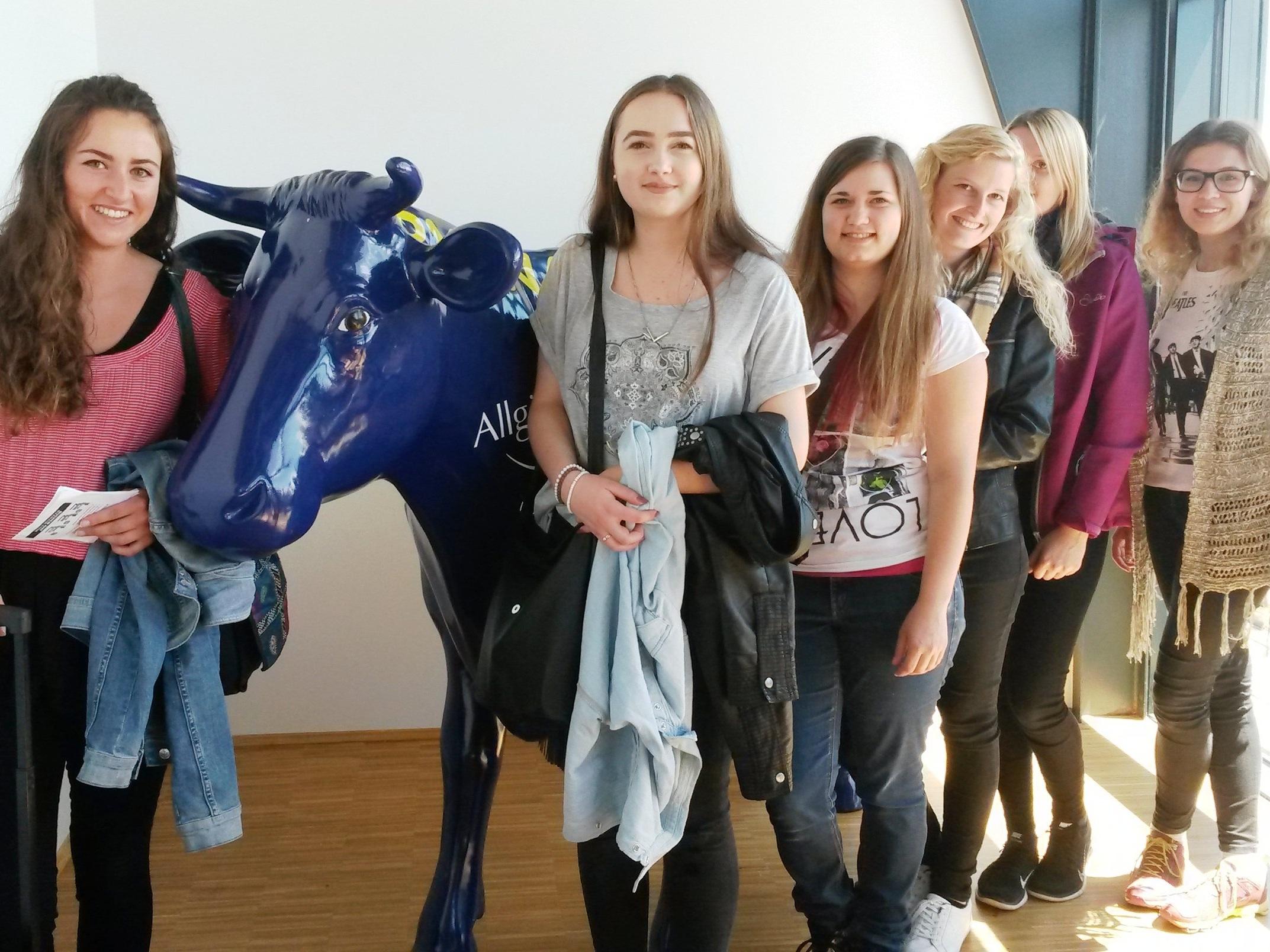 EDINBURGH UND IHRE WILDE SCHWESTER - Klassenfahrt nach Schottland