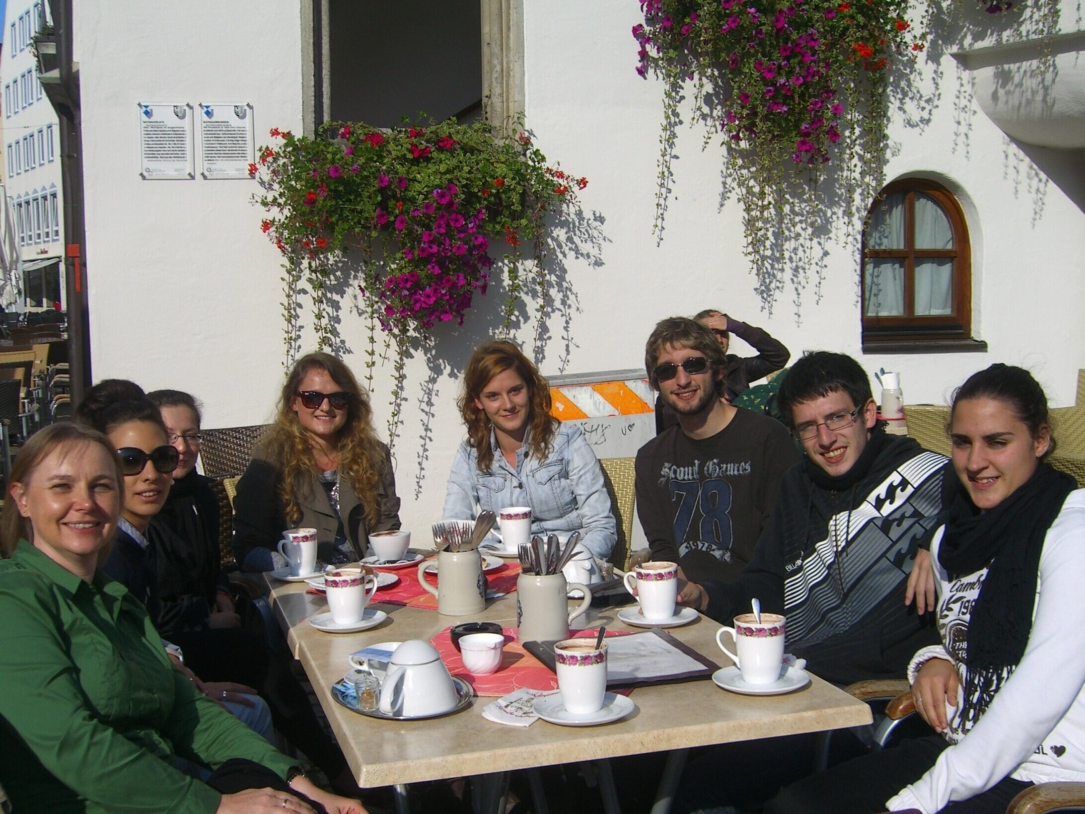 a great experience away from home - Kalina, Polen