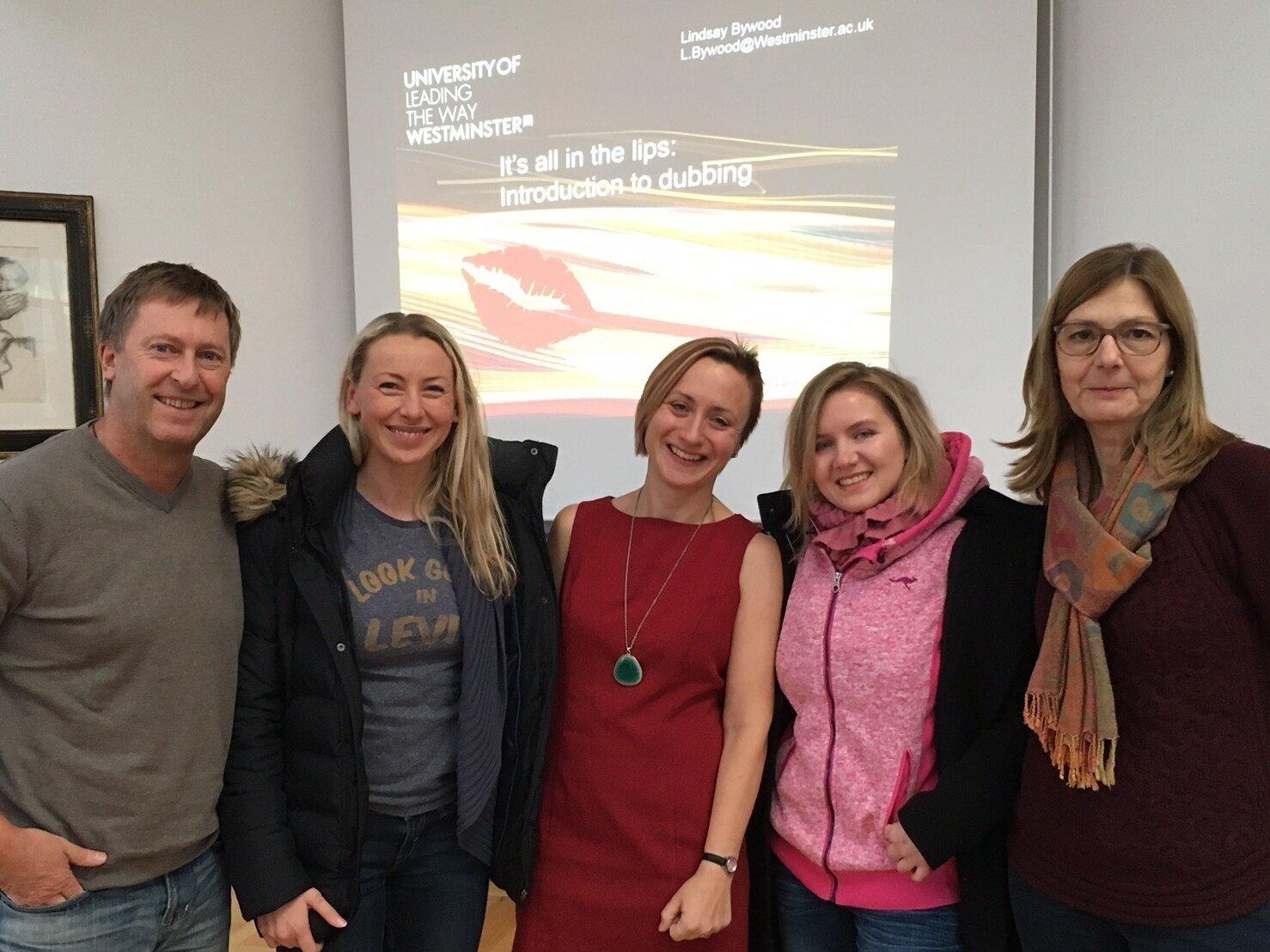 Machine Translation und Post editing - herausforderung und chance für übersetzer mit Dr. Lindsay Bywood - University of Westminster
