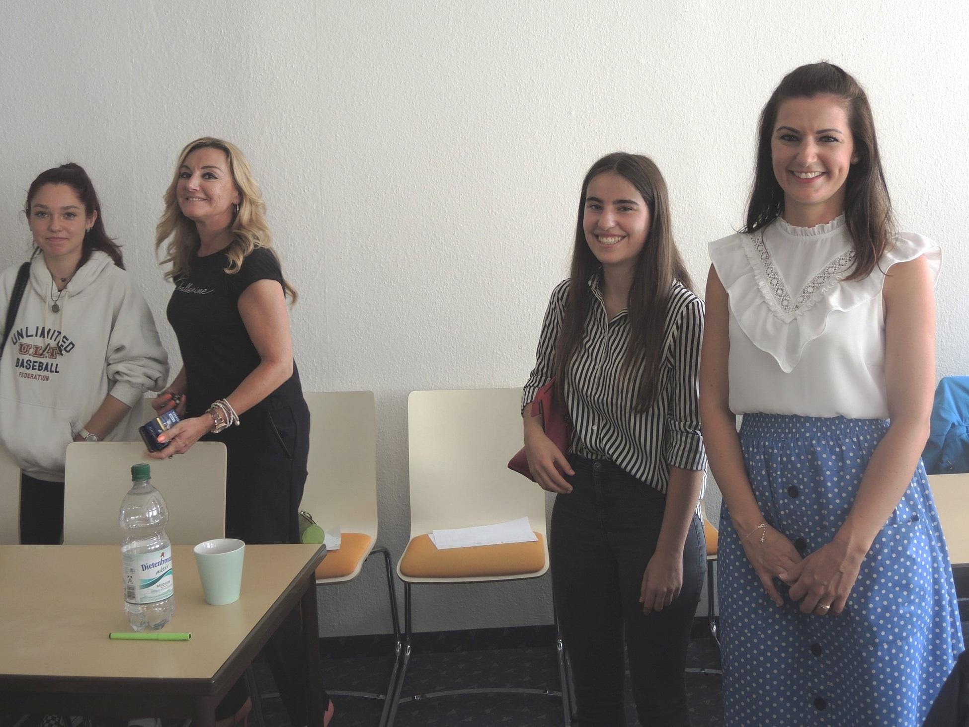 nach dem ifb als fremdsprachenlehrerin in münchen  - Rosi