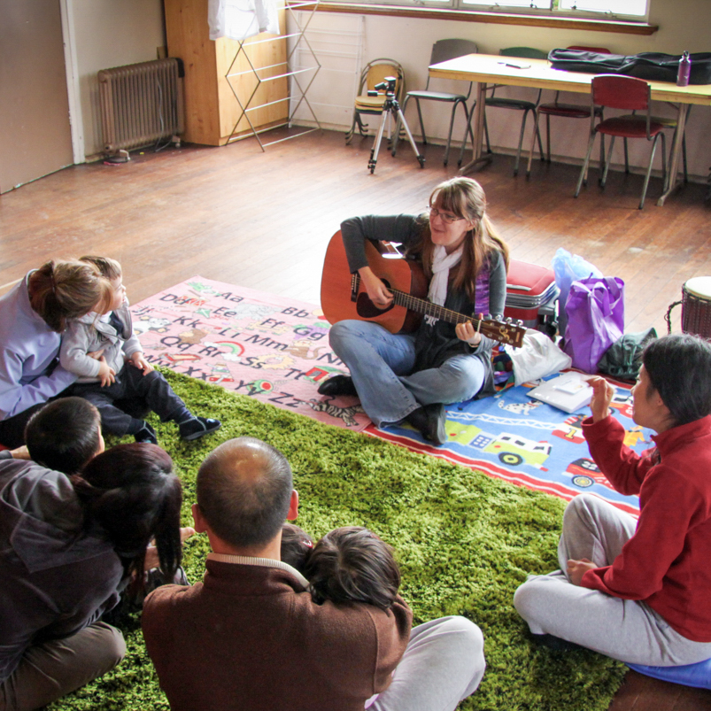 Faith Groups & Support Groups -