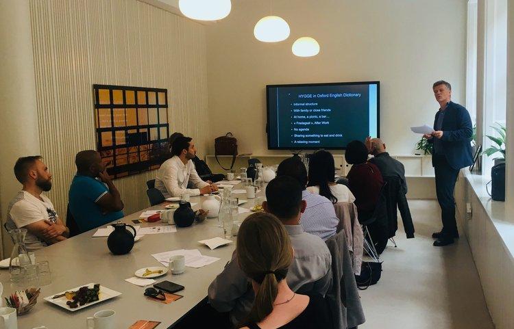 Workshop in Copenhagen in June 2019.