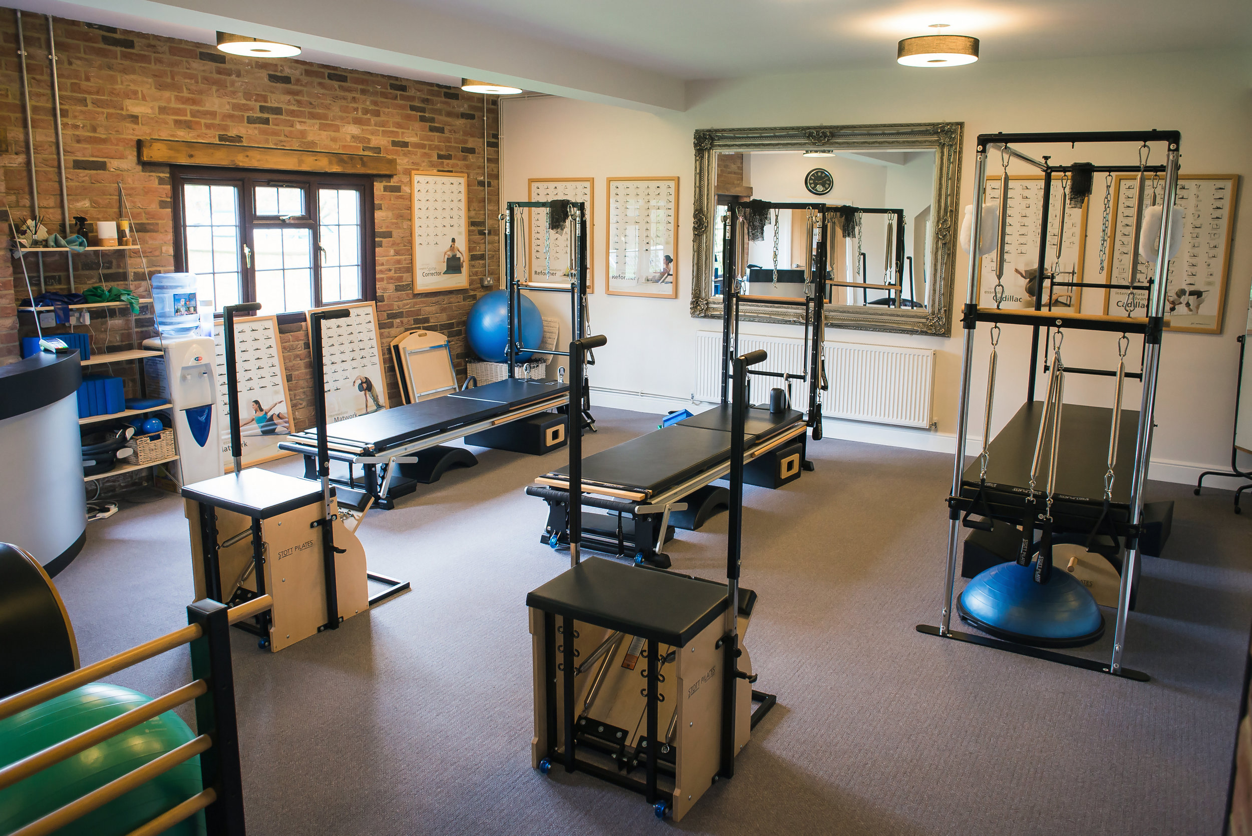 Pilates for every body, level and ability - Welcome to Prime Pilates, a fully equipped Pilates studio in Thundersley, Essex.The studio offers group matwork classes or private/semi private tuition, with STOTT PILATES certified instructors and equipment.If you're a beginner, have been practicing Pilates for some time or just curious as to what Pilates is all about, please don't hesitate to get in touch, we'd be happy to help and answer any questions you may have.
