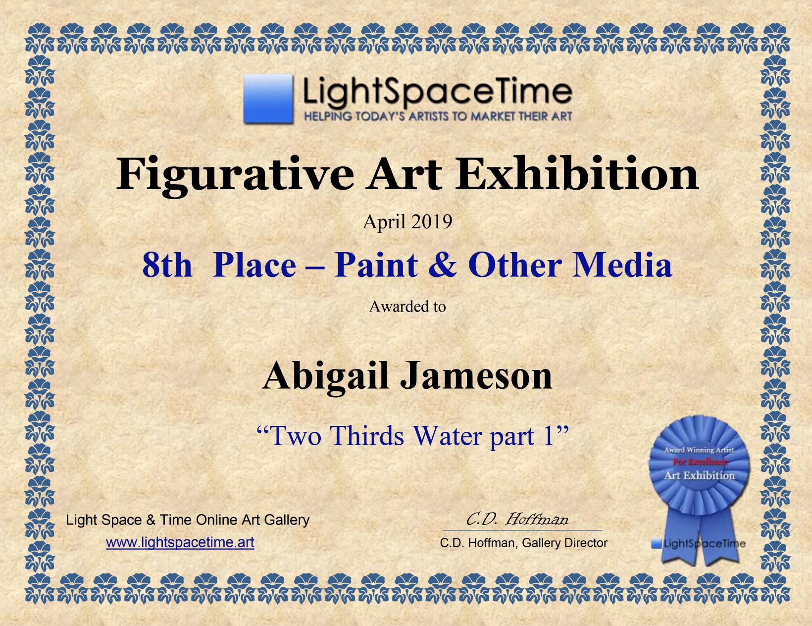 Figurative Art award