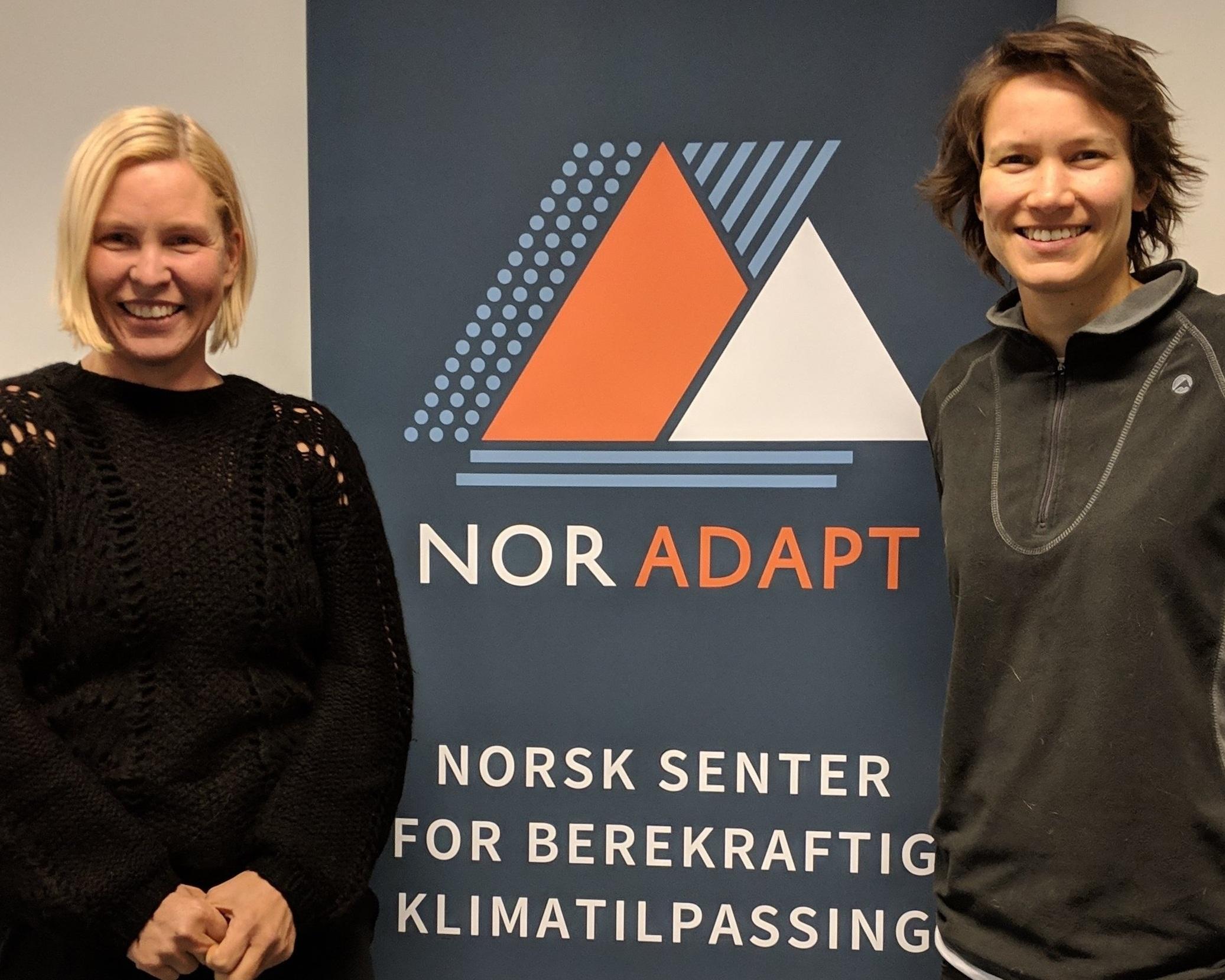 - Forskarane Torunn Hønsi og Tone Rusdal ved Vestlandsforsking er i gang med ei utgreiing for Sogn regionråd. Dei heldt seminaret om næringspotensialet i klimakrisa under konferansen #Klimaomstilling2019.