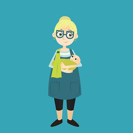 healthcare-social-media-babycenter-bespoke-character-design.png