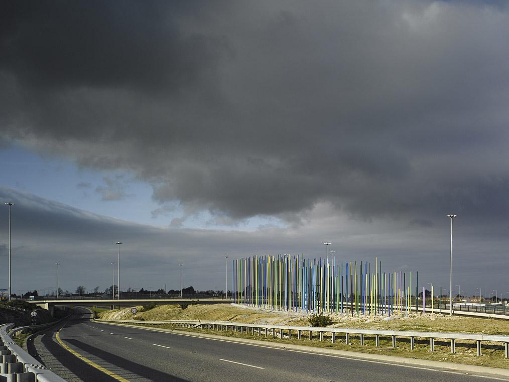 The Wave M50 Motorway Public  Commission Dublin 2008