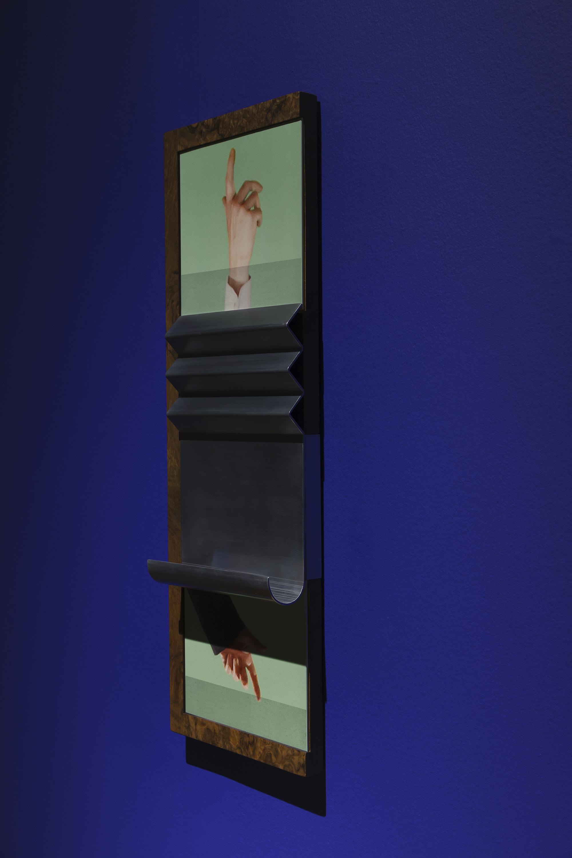 Sculpture Picture Furniture Gesture #3, 2018