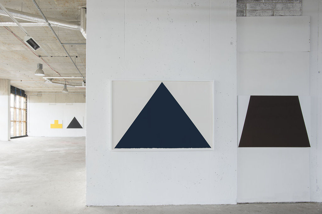 Installation view Green On Red Gallery 2016