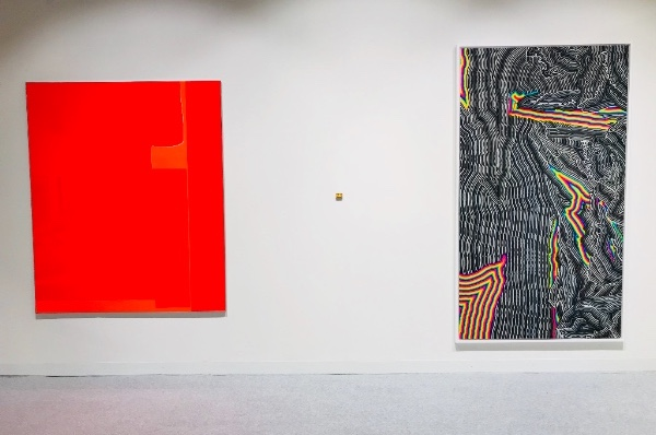 Installation view at Booth B22 VOLTA14