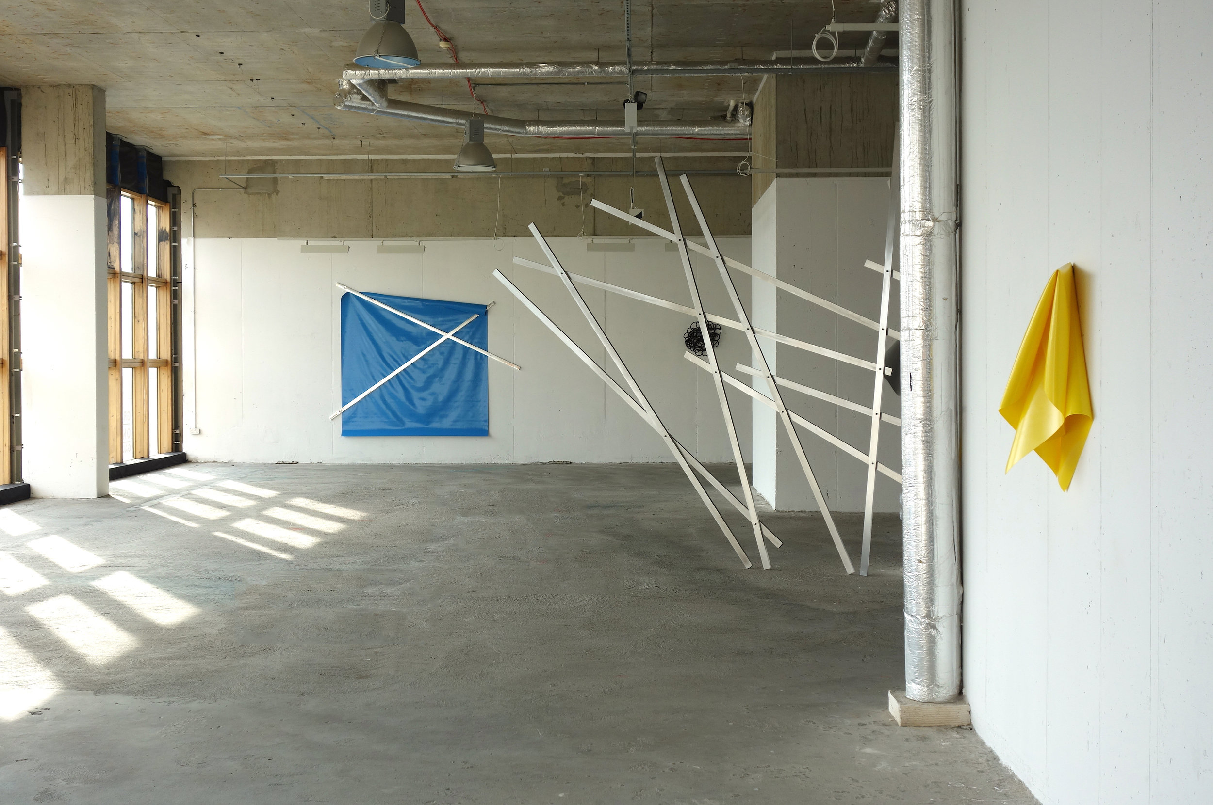 Exhibition view, February 2018