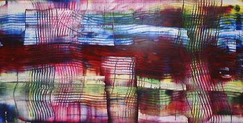 The Nightingale John Cronin 2 x 4 ft 2002