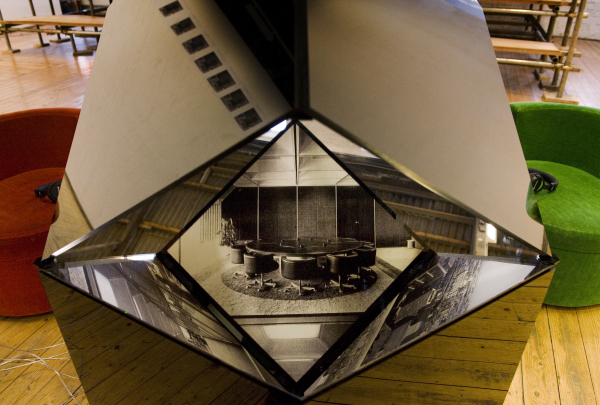 three soundtracks/architectural space