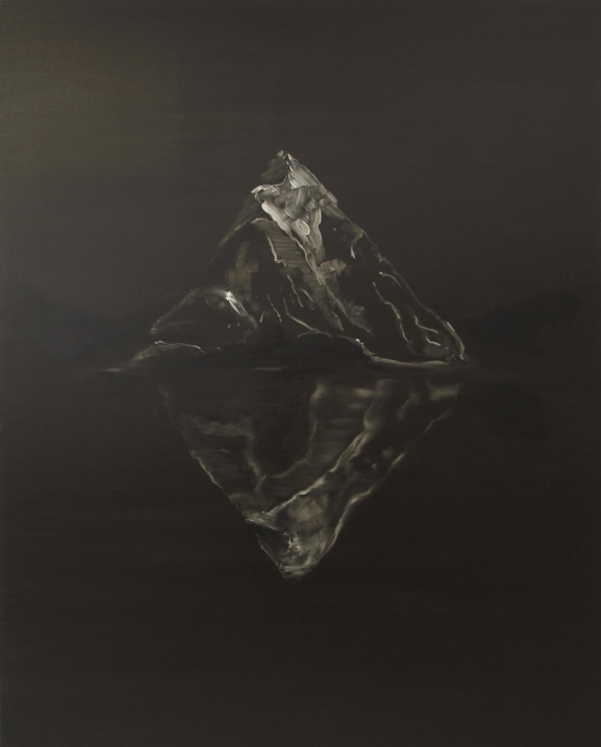 Stasis, 2013, Oil on canvas, 150 x 125 cm