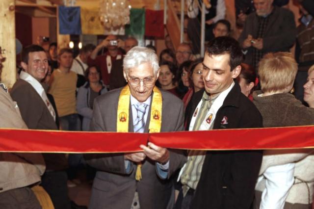 Opening of the Krakow Buddhist Centre.jpg