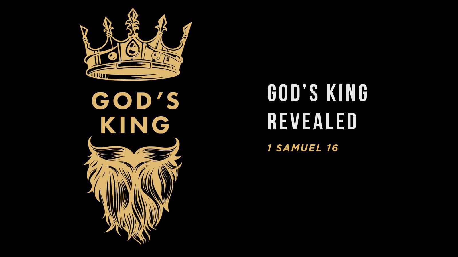 God's King Revealed