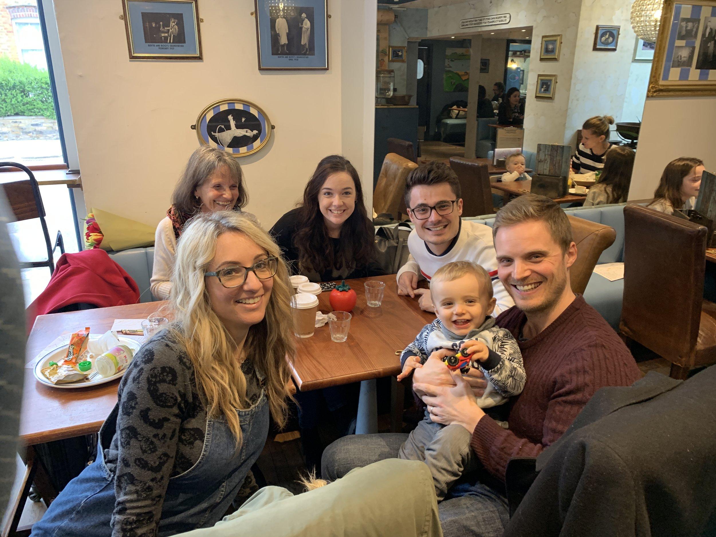 Family gathering!