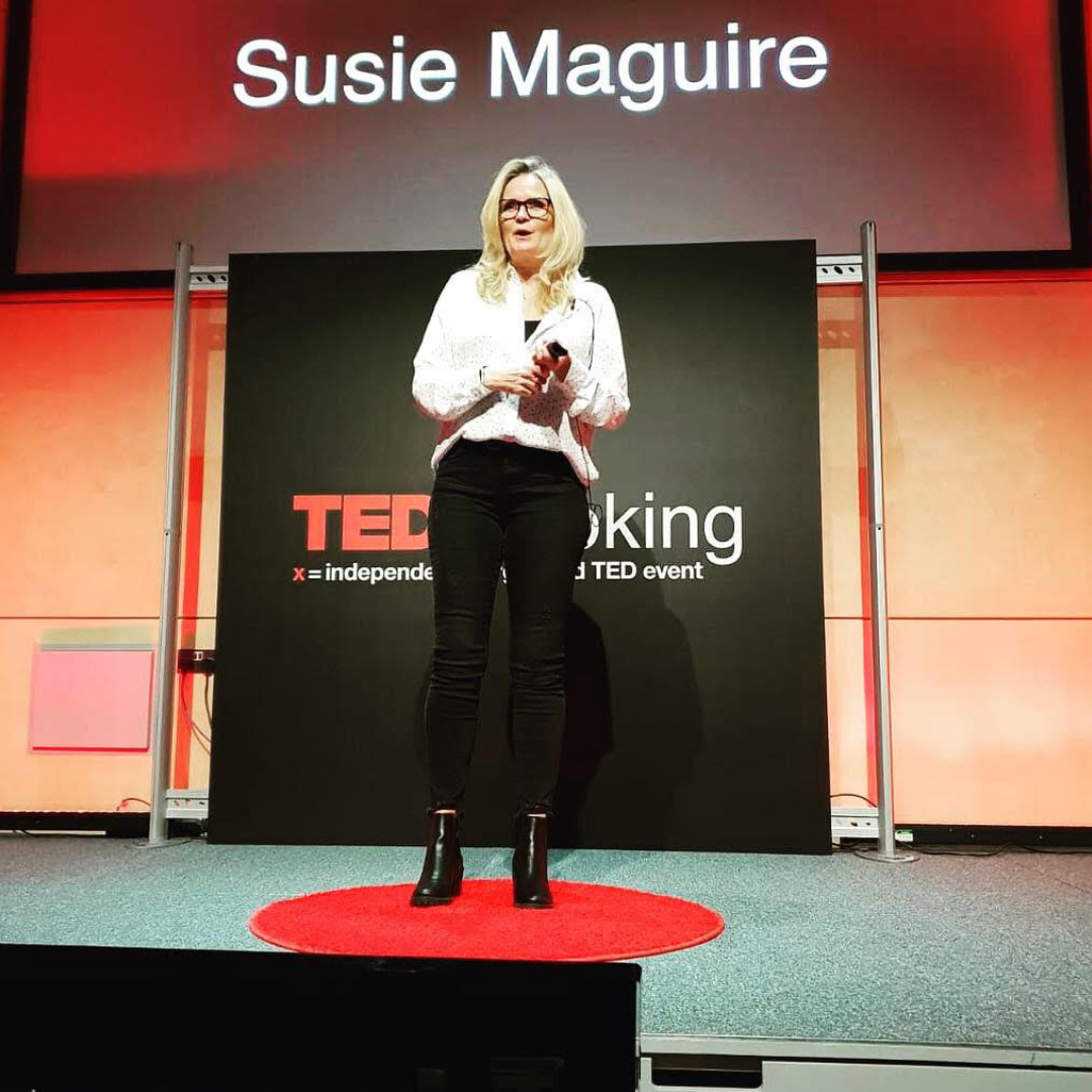 FROM MILLIONAIRE TO MUMMY - Susie Maguire has always lived life on her own terms. A true entrepreneur at heart, she was a self-made millionaire in her 30's. Unexpectedly, and defying the doctors who had told her she could never get pregnant, she gave birth to her miracle boy in the spring of 2003. That's when life really got incredible and where living life on her own terms took on a whole new meaning.Susie shared her story of raising her son around the world, without school, on her own - her story, of mothering her way - and her journey from millionaire to mummy.