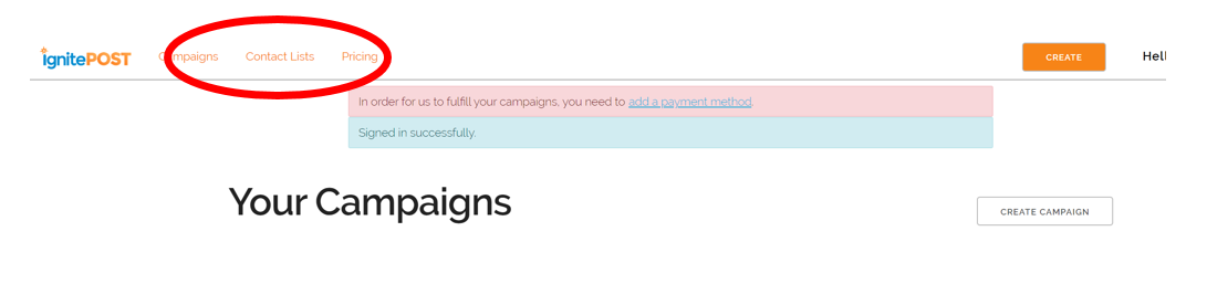 Upload a Contact List Step 1.PNG