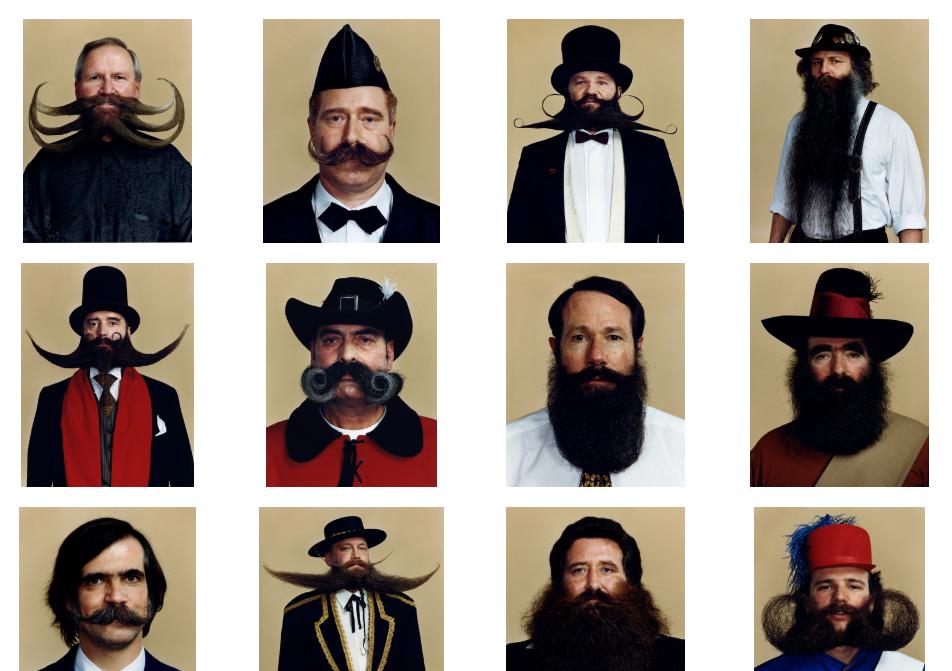 The World Beard and Moustache Championshipホームページ より