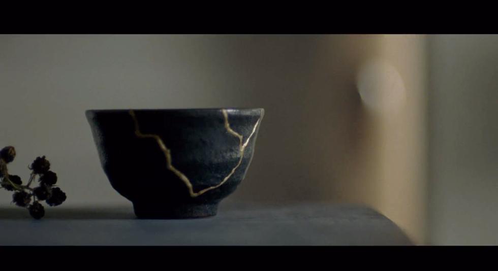 Kintsugi bowl featired in Beyoncé's film Lemonade