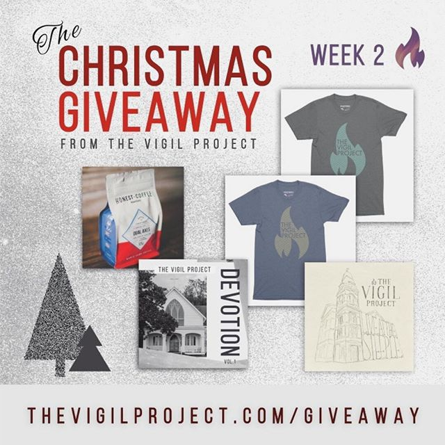 Advent blessings!  We are teaming up with @thevigilproject for THE CHRISTMAS GIVEAWAY (every week)! This season of Advent is a beautiful invitation to reflect, pray and prepare for the coming of Jesus at Christmas.  We also LOVE sharing the gift of music with the Church. So, we wanted to give away lots of music and other gifts!  Follow all steps below to enter to win ALL of the amazing gifts shown here:  1️⃣ Follow @thevigilproject and @papercastlerecords and @4pmmedia 2️⃣ LIKE this photo 3️⃣ TAG a friend (one per comment please) The more friends you tag, the more entries.  OPTIONAL: repost or share in stories for 5 additional entries. You MUST tag @thevigilproject when you repost so we can verify!  OPTIONAL 2: Enter to win (more entries) at www.thevigilproject.com/giveaway  Giveaway WEEK 2 runs Sunday 12/9 through Saturday 12/15 midnight CST.  The winner will be randomly drawn and announced on Sunday 12/16 (they must be following all instructions to win – we will check)  Winner will have 24 hours to claim your prizes. All accounts must remain public during the giveaway so we can check that you have followed all rules. Must be 18 or older to enter. US residents ONLY for physically shipped products. Not sponsored or endorsed by Instagram.  #giveaway #advent #catholic #catholicmusic #christianmusic #christmasgiveaway #catholicgoods #catholicgifts #makearteveryday #createeveryday #thevigilproject #4pmmedia #papercastlerecords