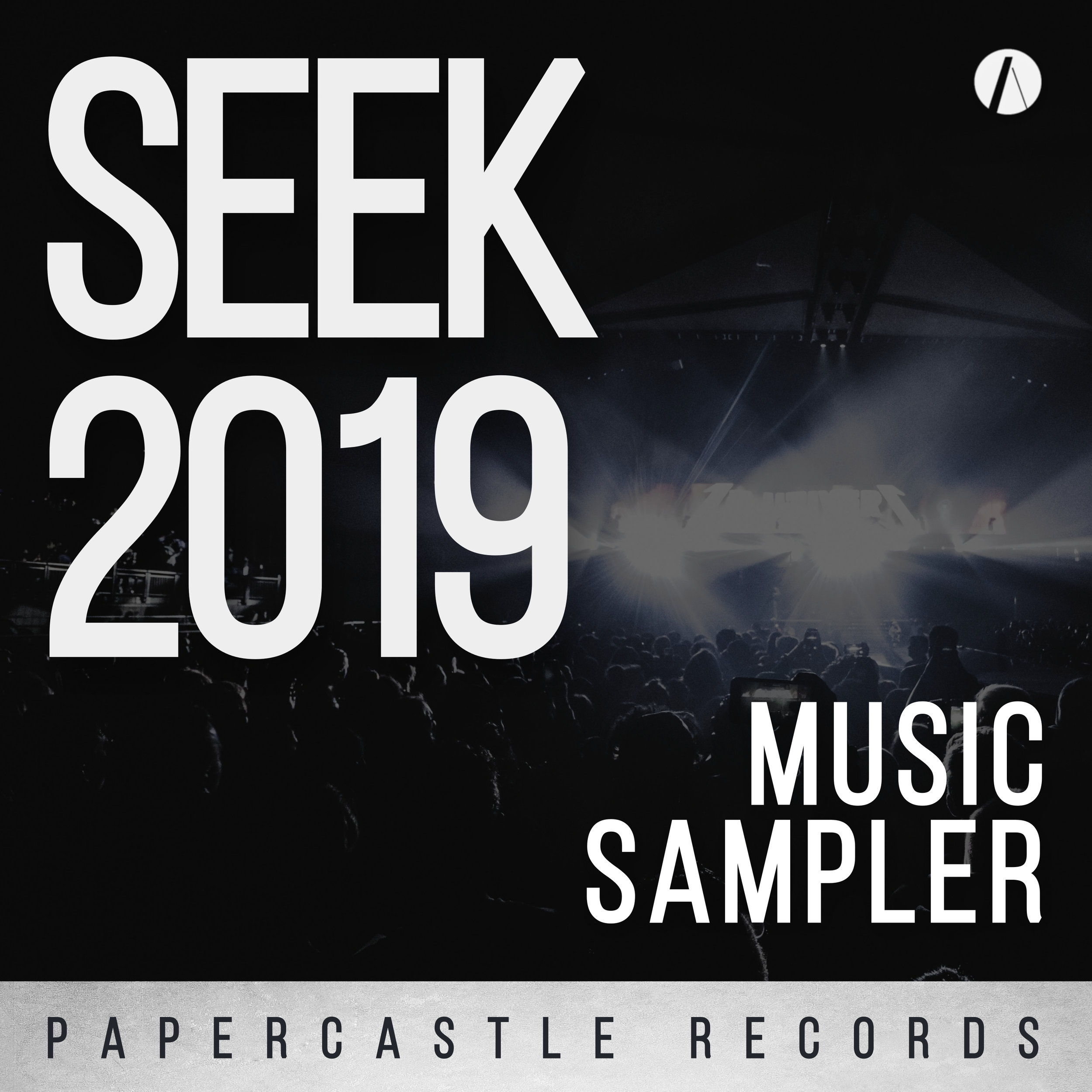 SEEK2019 Music Sampler by Papercastle Records
