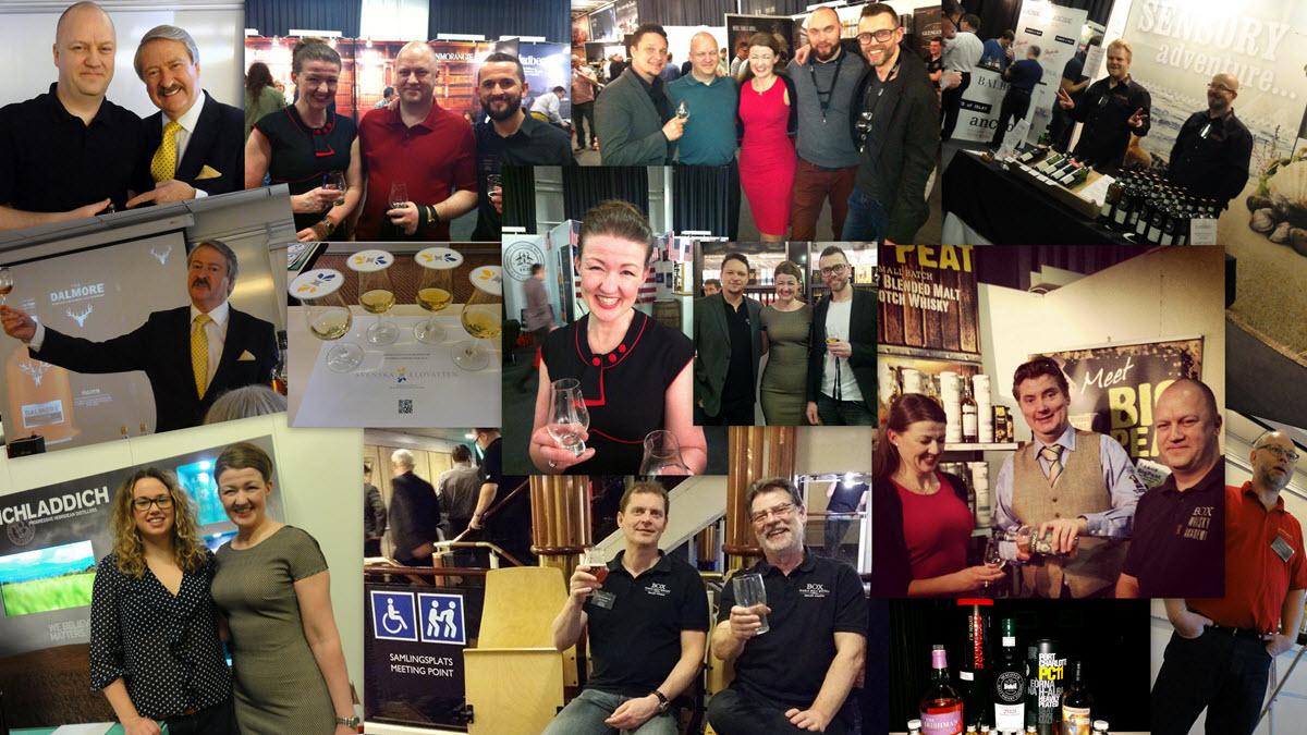 Cinderella Whisky Fair 2014 - oppsummering