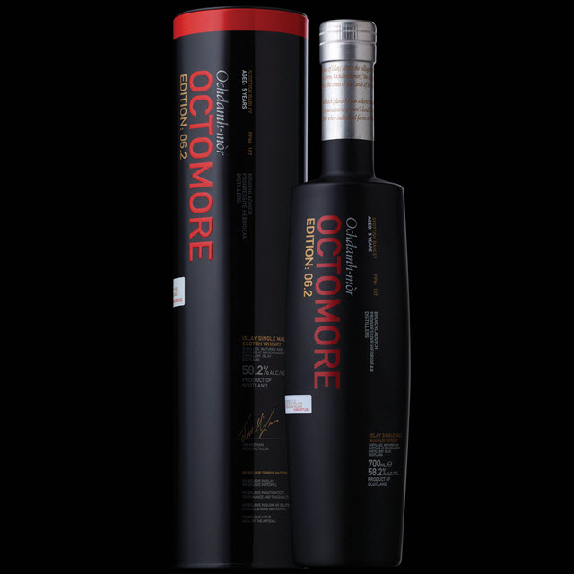 Bruichladdich Octomore 06.2 Scottish Barley