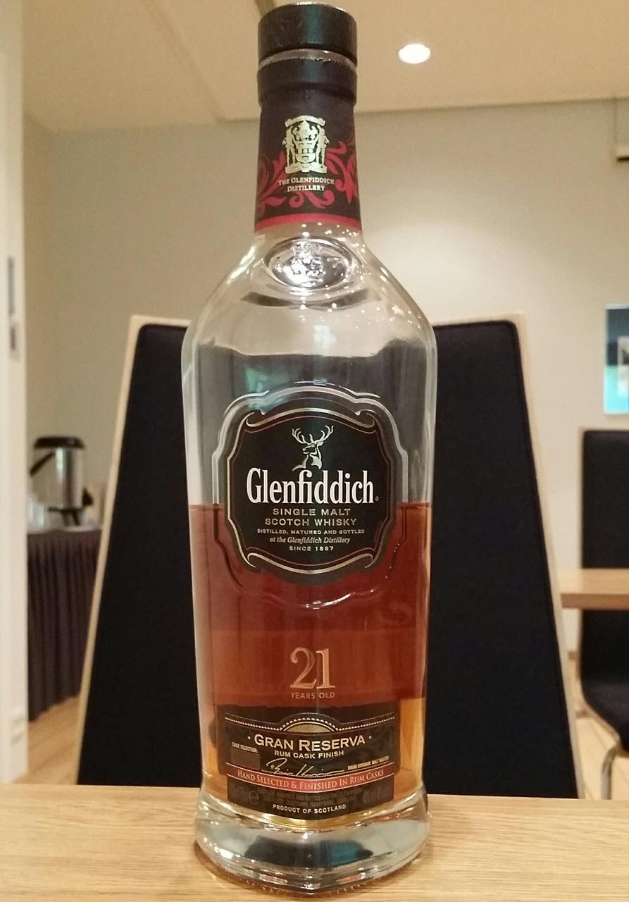 Glenfiddich Gran Reserva 21 YO