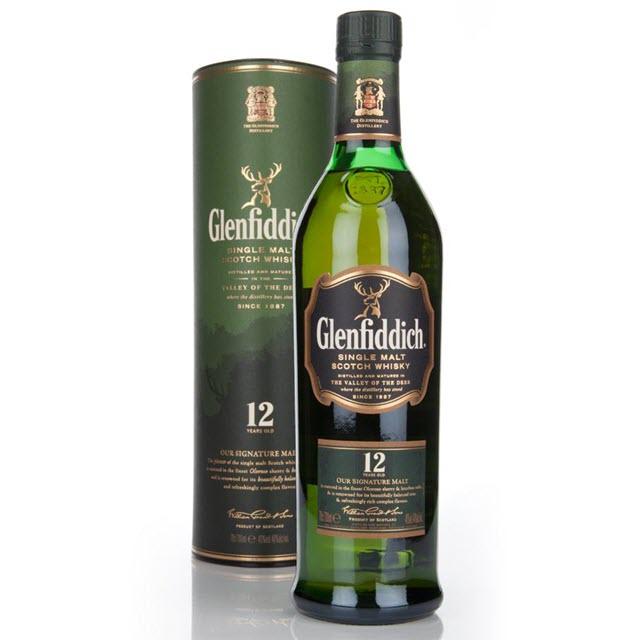 Glenfiddich 12 YO