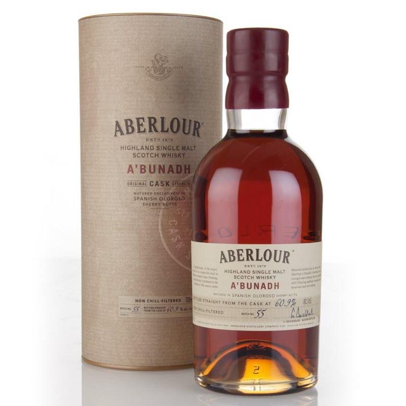 Aberlour A'bunadh Batch #55