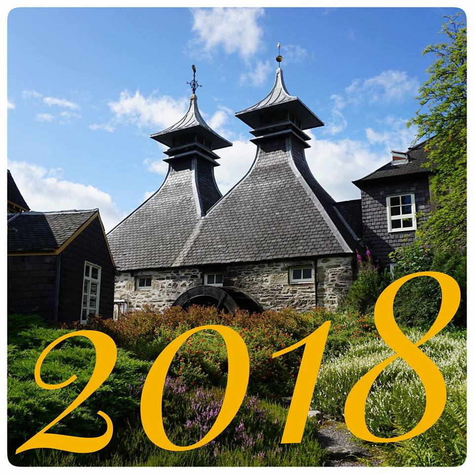 The whisky year 2017 in review