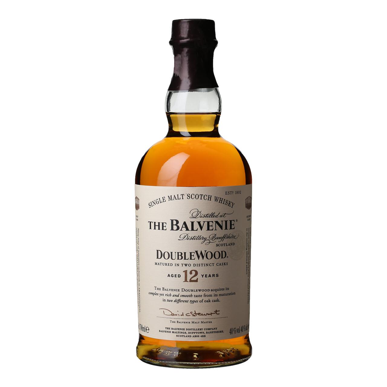 Balvenie 12 YO Doublewood