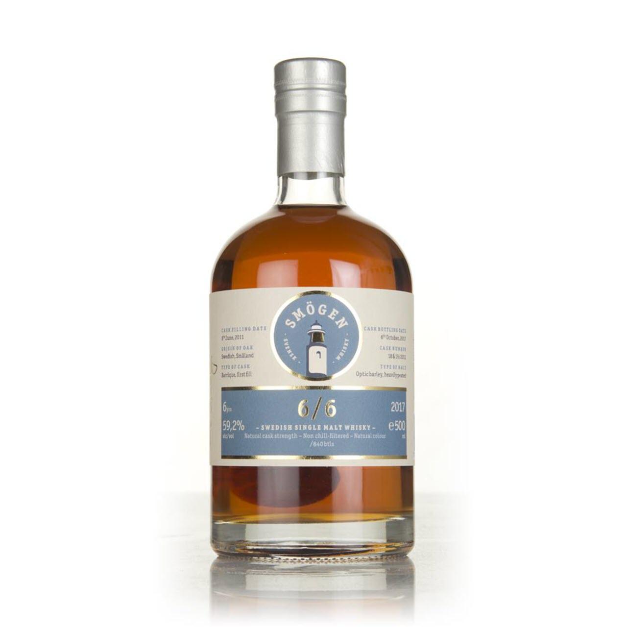 """Nordic Whisky #185 - Smögen """"6/6"""""""