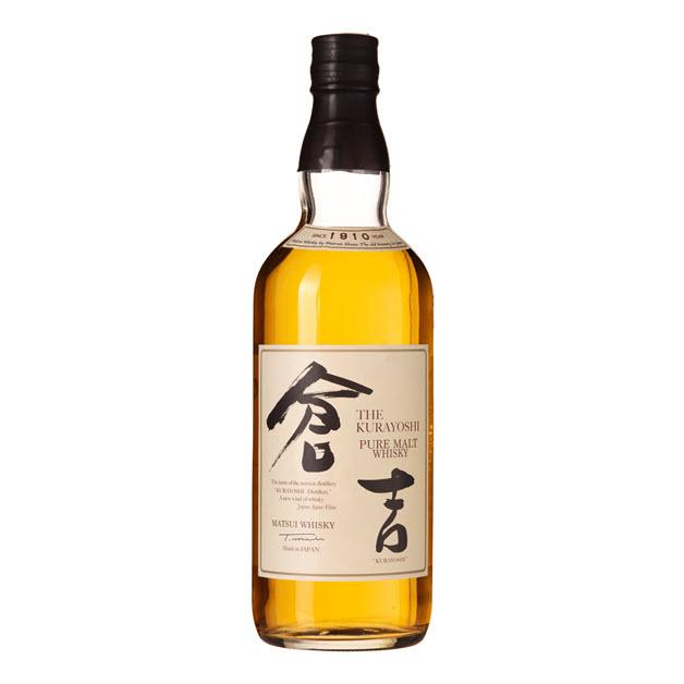The Kurayoshi Pure Malt Whisky