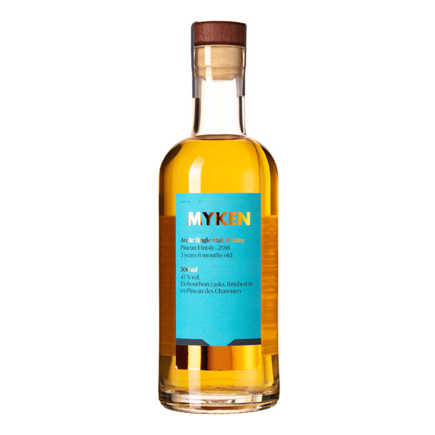 Nordic Whisky #204 - Myken Arctic Single Malt Pineau Finish