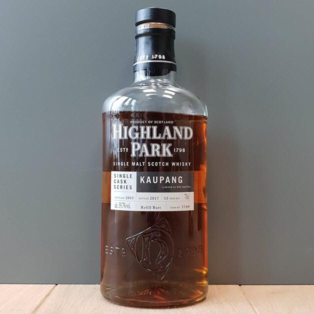 Highland Park Single Cask Kaupang